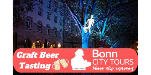 Craft Beer Tasting Bonn - Bonn City Tours