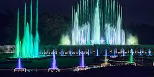 Longwood Gardens Festival of Fountains