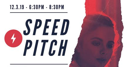 Speed Pitch - Entrepreneurs present your business tickets