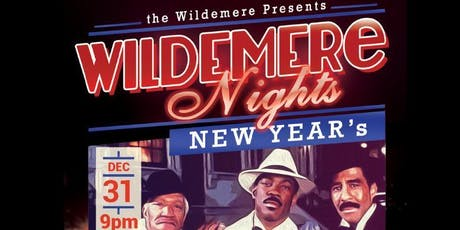 HARLEM NIGHTS- NEW YEARS PARTY tickets