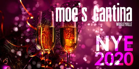 Moe's Cantina Wrigleyville New Year's Eve tickets