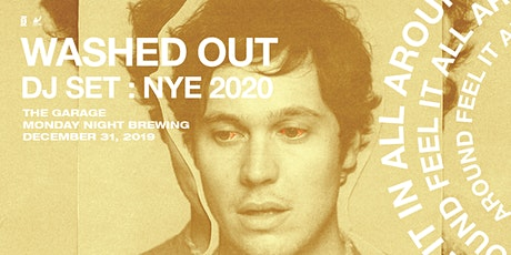 Washed Out (DJ set) tickets