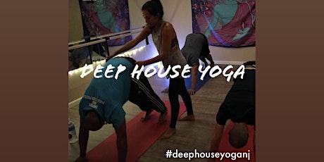 Deep House Yoga NJ tickets