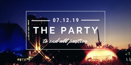The Party To End All Parties tickets