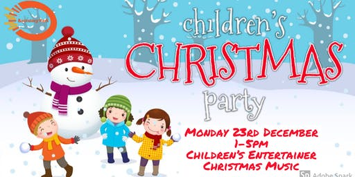 Boundary Park - Children's Christmas Party