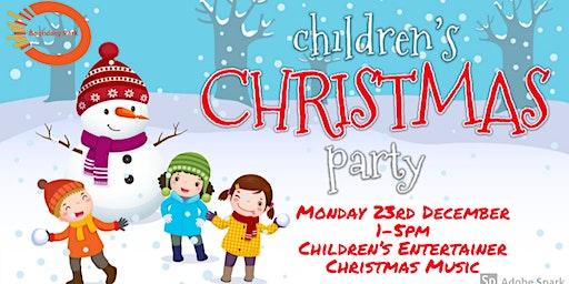 Boundary Park - Children's Christmas Party