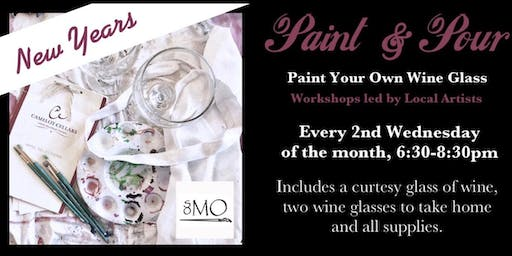 Paint & Pour | New Year's
