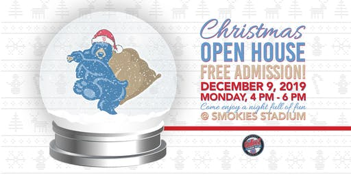 Christmas Open House 2019