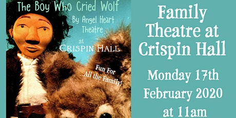 The Boy Who Cried Wolf tickets