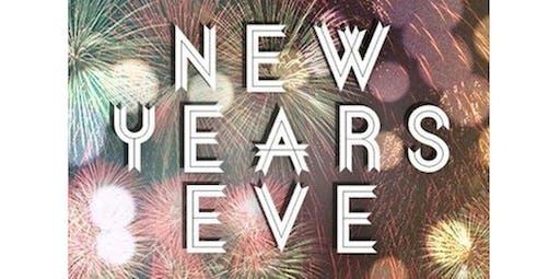 New Year's Eve - Closing @ 4pm (12-31-2019 starts at 10:00 AM)