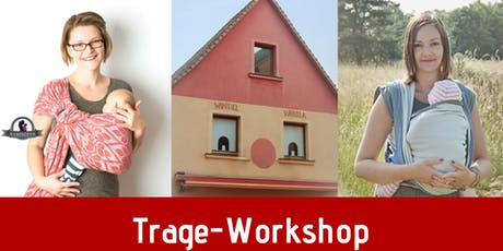 Trage-Workshop - Tuch oder Trage? Was ist das Richtige für mich? Tickets