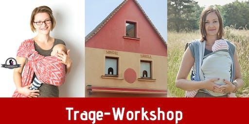 Trage-Workshop - Grundlagen des Tragens