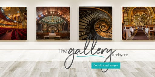 The Gallery at KelbyOne Opening - Scott Kelby
