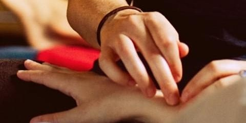 Hand, Head and Face Massage - West Bridgford Library - Community Learning