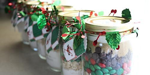 Gifts in a Jar Workshop