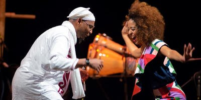 AGUAS **** with Omar Sosa, Yilian Cañizares and Gustavo Ovalles