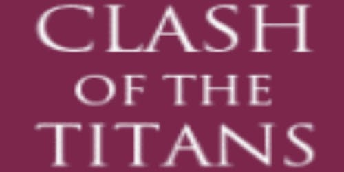 9th Annual Clash of the Titans Event