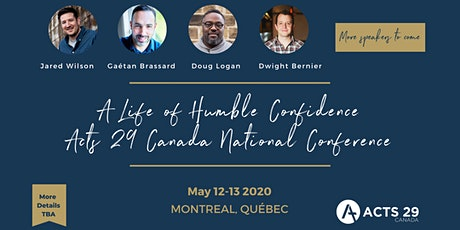 Acts 29 Canada National Conference//Conférence Nationale tickets