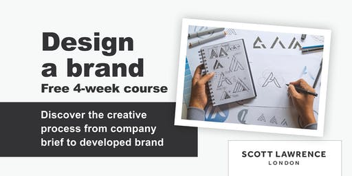 FREE Design a Brand 4-week course (ages 8-19)