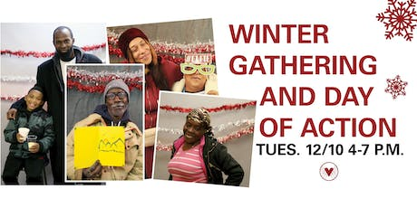 2019 Winter Gathering and Day of Action tickets