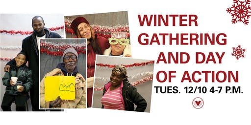 2019 Winter Gathering and Day of Action