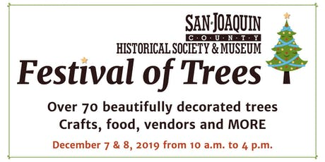 Festival of Trees 2019 tickets