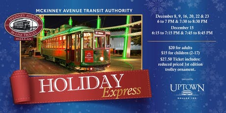 M-Line Trolley Holiday Express tickets