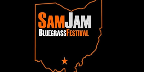 SAMJAM BLUEGRASS FESTIVAL tickets