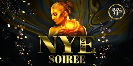 NYE   Soirée  2020 (Modern Event Space) tickets