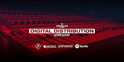 Speaklife Studio: Digital Distribution Workshop