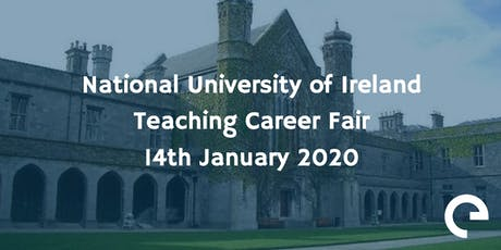 National University of Ireland Teaching Career Fair tickets