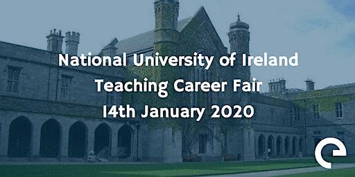 National University of Ireland Teaching Career Fair
