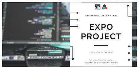 EXPO Project Sistem Informasi tickets