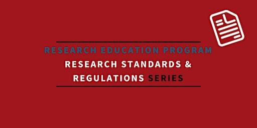 Health Canada regulated trials versus non-regulated research studies:  Similarities and differences in regulatory requirements/legislation