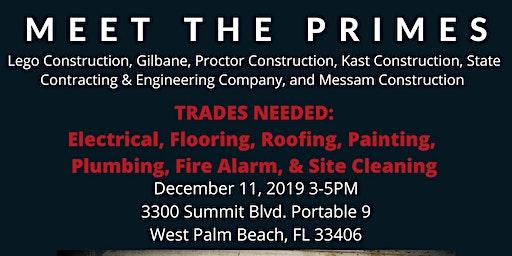 MEET THE PRIMES @ PBCSD