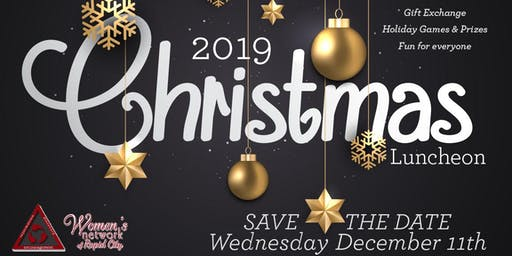 Christmas Luncheon 2019 - Women's Network of Rapid City