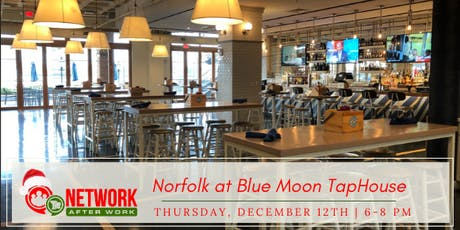 Network After Work Norfolk at Blue Moon TapHouse tickets