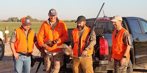 Pheasant Hunting Retreat for Injured Veterans