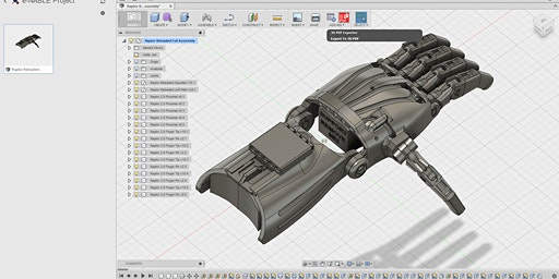 3D Design with Fusion 360