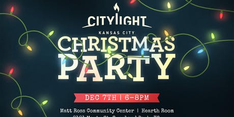 Inaugural Citylight KC Christmas Party tickets