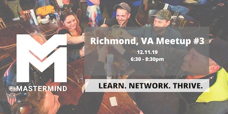 Richmond, VA Home Service Professional Networking  Meetup #3 tickets