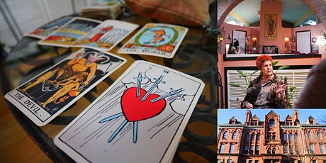 'World of Oracles' Workshop & Tarot Card Reading with Urban Shaman tickets