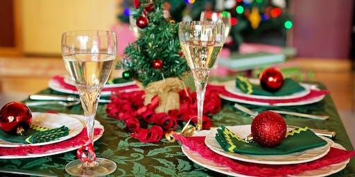 Cena di Natale organizzata dall' ACDV di Castrovillari