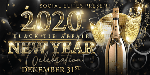 NYE - BLACK TIE AFFAIR