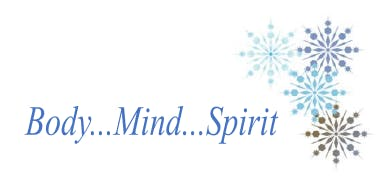 St. John UCC 2020 Goal Setting for the Body, Mind, and Spirit