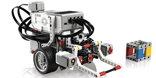 Robotics for Kids - Lego Mindstorms Challenge