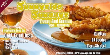 SunnySide Sunday's Late Brunch tickets