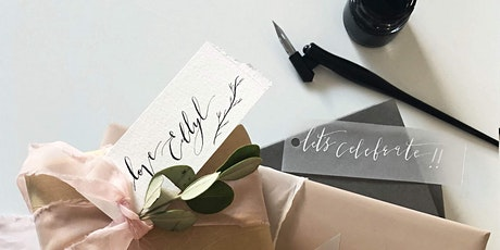 Charity Festive Calligraphy Crafternoon tickets