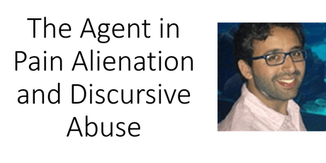The Agent in Pain: Alienation and Discursive Abuse tickets