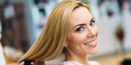 Basic-Hairstyling Kurs Tickets